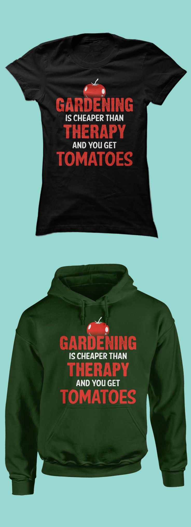 Now this is amazing gardening wear - I need this <3