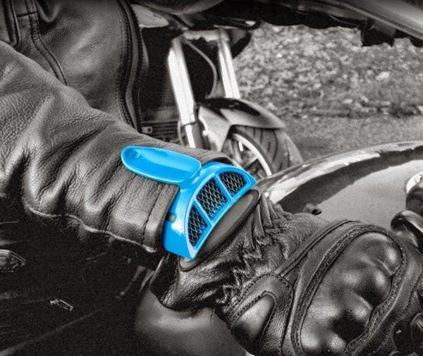 Ventila tu ropa en días calurosos mientras conduces tu moto | TVEstudio
