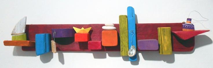 shelf for small objects,driftwood  www.ultramarin-art.hr