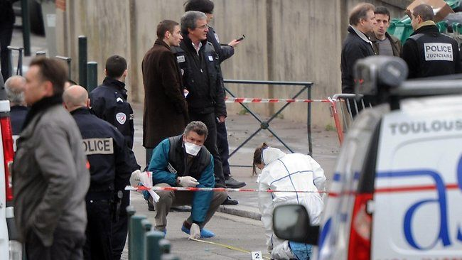 A teacher and three children have been killed after a gunman opened fire at Ozar Hatorah Jewish school in the French city of Toulouse.    Read more: http://www.bellenews.com/2012/03/19/education/ozar-hatorah-shooting-update-a-teacher-and-3-children-have-been-killed-at-toulouse-jewish-school/#ixzz1paKQG100