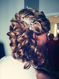 Grad Hair style