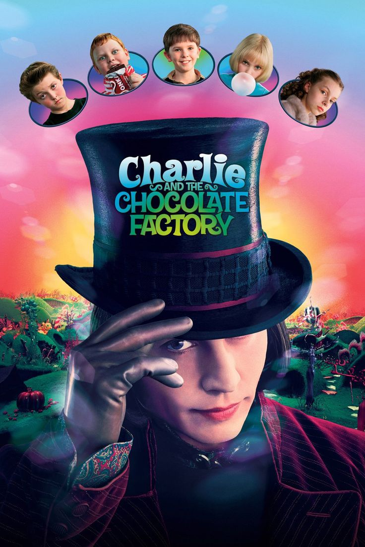 Watch Movie Online Charlie and the Chocolate Factory Free Download Full HD Quality