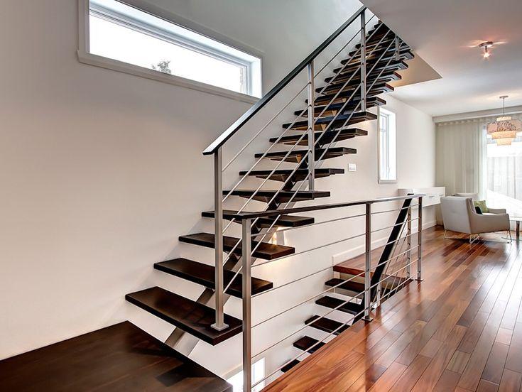 Portfolio Garde-Corps - Enfer Design, fabrication d'éléments en métal sur mesure. | Escalier | Rampe | Garde corps