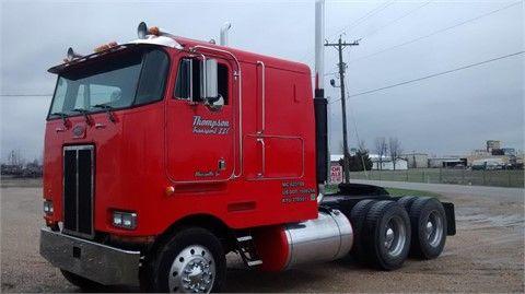 1983 PETERBILT 362 Heavy Duty Trucks - Cabover Trucks w/ Sleeper For Sale At TruckPaper.com