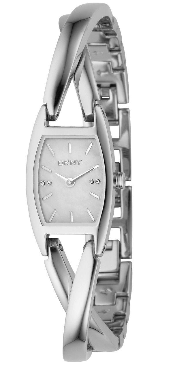 Lille armbåndsur til kvinder - DKNY Essentials NY4631