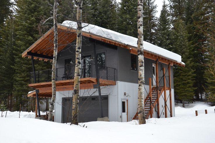 25 best ideas about ski chalet on pinterest chalet for Ski house plans