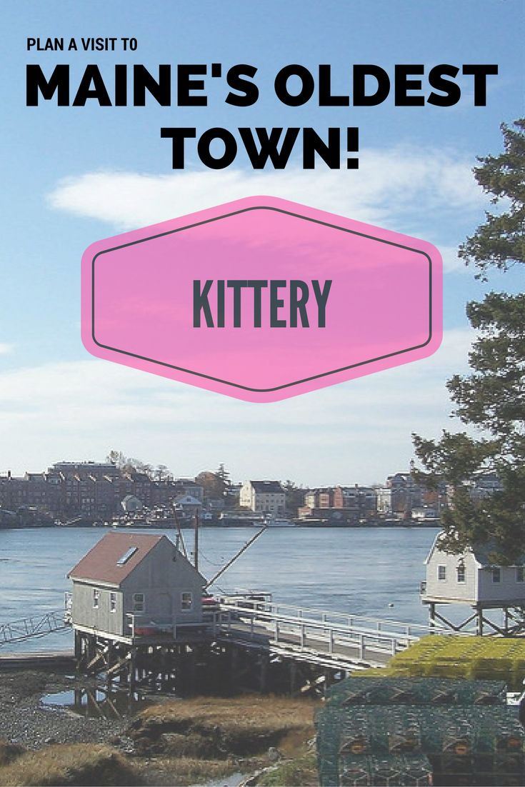 The Oldest Town In Maine That Everyone