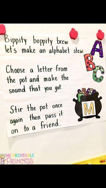 Letter Sounds Activity!