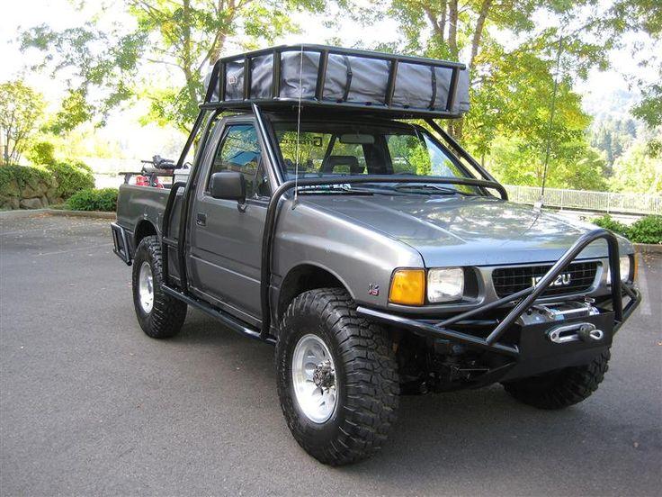 1992 Isuzu Pickup Expedition Vehicle