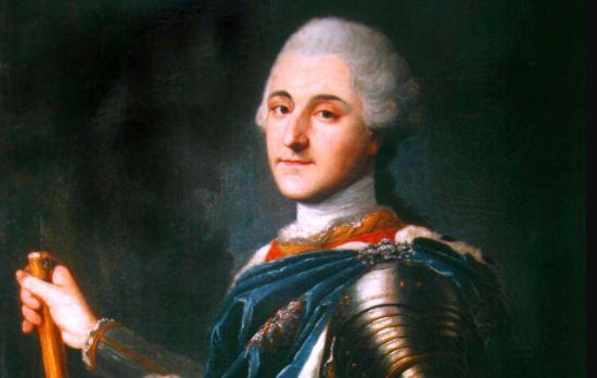 Po klęsce Powstania Kościuszkowskiego 5 stycznia 1795 r. król Stanisław August z polecenia Katarzyny II opuścił na zawsze swoją ukochaną Warszawę i w asyście dragonów rosyjskich wyjechał do Grodna. Tam też 25 listopada, w dniu imienin rosyjskiej carycy i zarazem 31. rocznicy jego własnej koronacji,