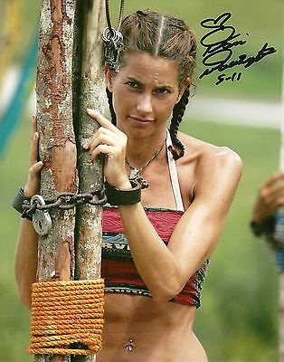 Danni Boatwright Hand Signed 8x10 Photo Survivor Guatemala Winner Proof