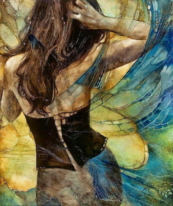 Lidia Wylangowska ~ Figurative painter | Tutt'Art@ | Pittura * Scultura * Poesia * Musica |: