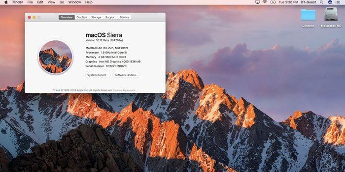 MacOS Sierra beta 2 ya disponible para desarrolladores desde Apple http://iphonedigital.es/macos-sierra-beta-2-desarrolladores-disponible/ #iphone