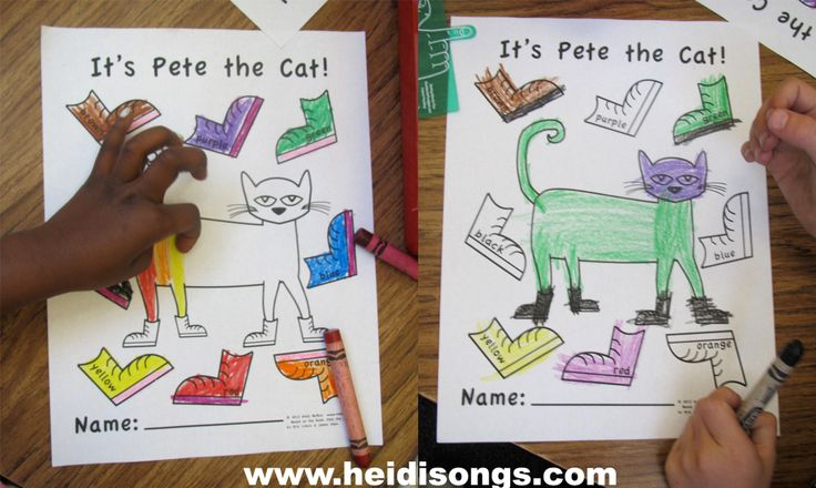 Pete the Cat: Cat Freebies, Drawings, Cat School Ideas, Colors, Book, Pete The Cats, Classroom Ideas, Guided Drawing