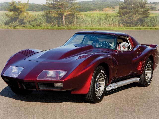 1975 Corvette Wide Body