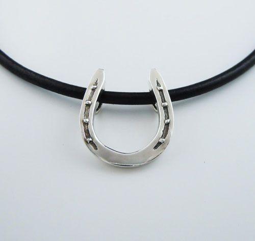 BEST Horseshoe Necklace