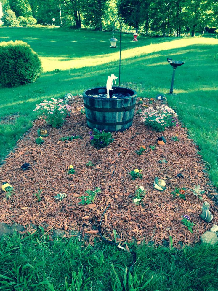 The best way to disguise your septic!