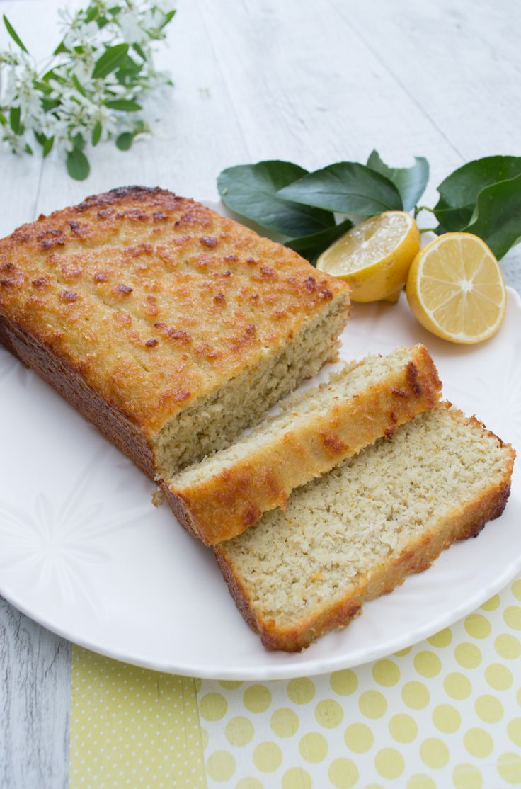 Coco loco Cake - This grain-, gluten- and dairy-free cake is so quick and easy to make and the result is a lovely, moist loaf that is perfect for school lunches. I think the flavours of citrus and coconut are a match made in heaven.
