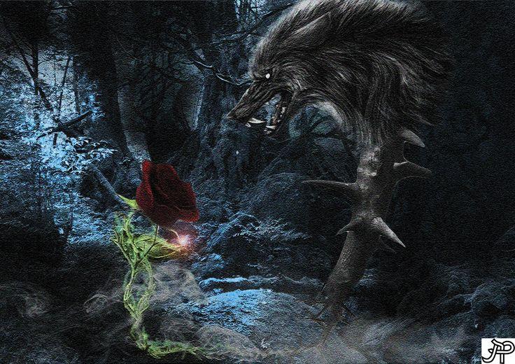 REDRIDING WOLF