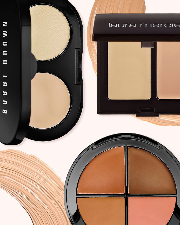 These Concealer Palettes Are Guaranteed to Hide All of Your Skin's Secrets