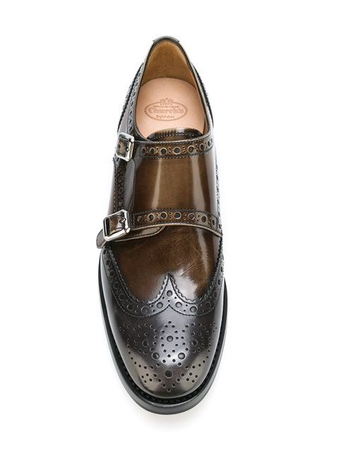 Shop Church's monk strap brogues in G & B from the world's best independent boutiques at farfetch.com. Shop 400 boutiques at one address.