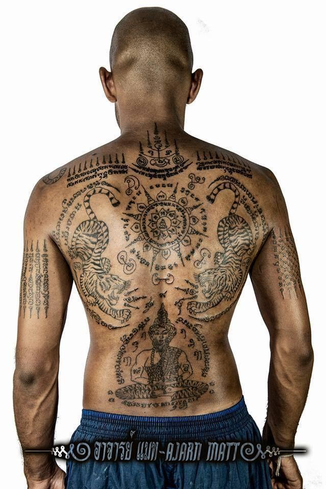 Matthieu Duquenois aka Ajarn Matt, Artists, The International London Tattoo Convention 2016