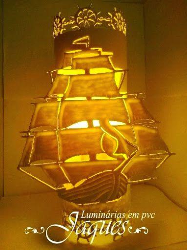 Luminária em pvc Verlerio em cano de 100mm com cm de altura