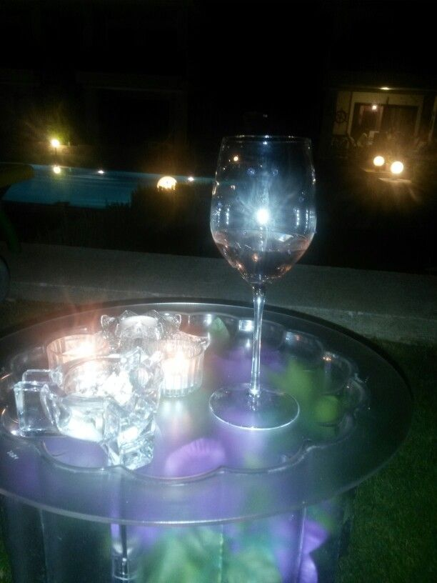 Best way to have a rest.. A glass of rose wine and silence infront of a beautiful view...