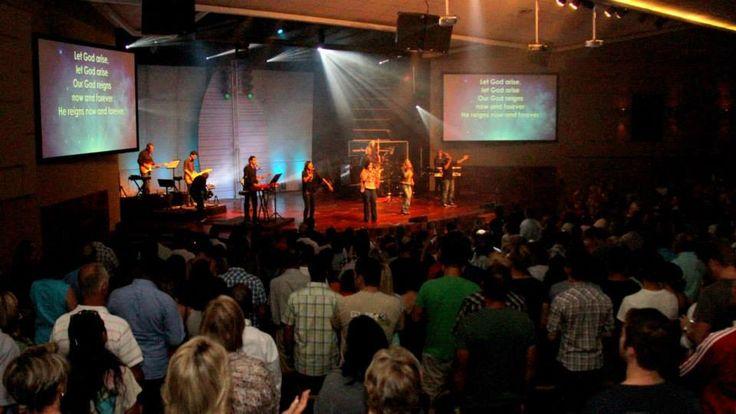Opening worship at GLS