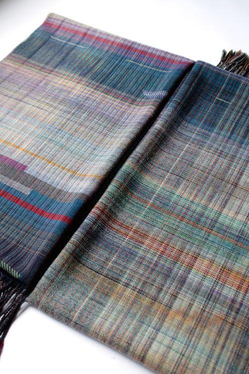 Taro Hamano - Extra Fine Merino Wool Handwoven
