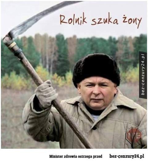 Rolnik szuka żony - Absurdy polskiego internetu: śmieszne obrazki, filmy z Facebook, nasza-klasa, fotka.pl i innych.