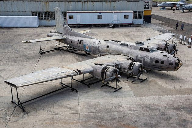 511 best b 17 images on pinterest wwii airplanes and military theres an eerily untouched wwii bomber in hawaii publicscrutiny Image collections