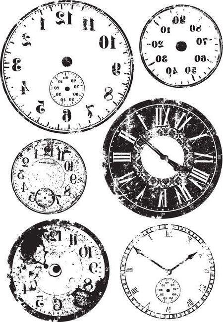 clocks reverse