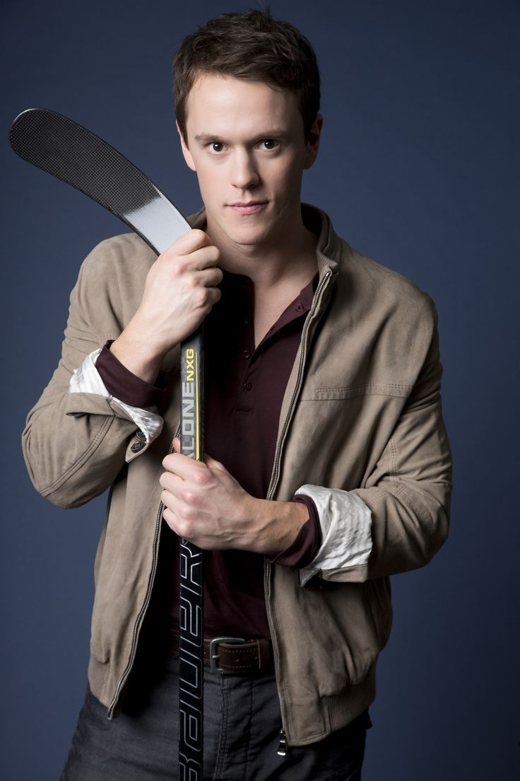 At least he has a hockey stick in this pic. Jonathan Toews, Chicago Blackhawks