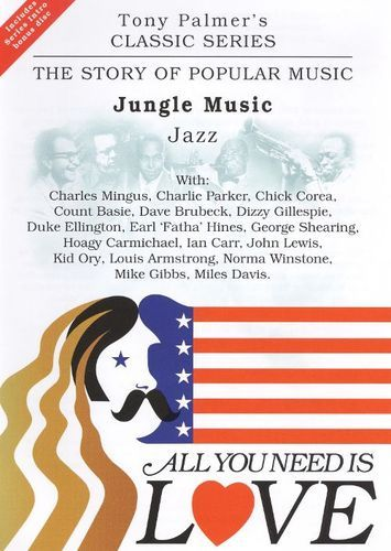 All You Need Is Love, Vol. 3: Jungle Music - Jazz [DVD]