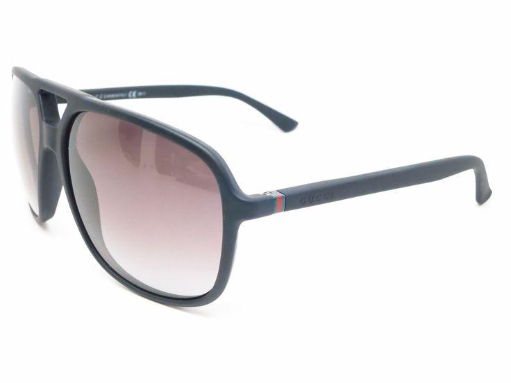 Gucci GG 1091/S D28N6 Black Sunglasses