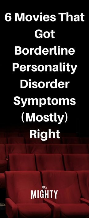 6 Movies That Got Borderline Personality Disorder Symptoms (Mostly) Right