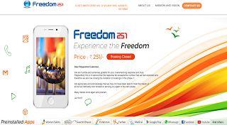 FREEDOM251 BUY ONLINE