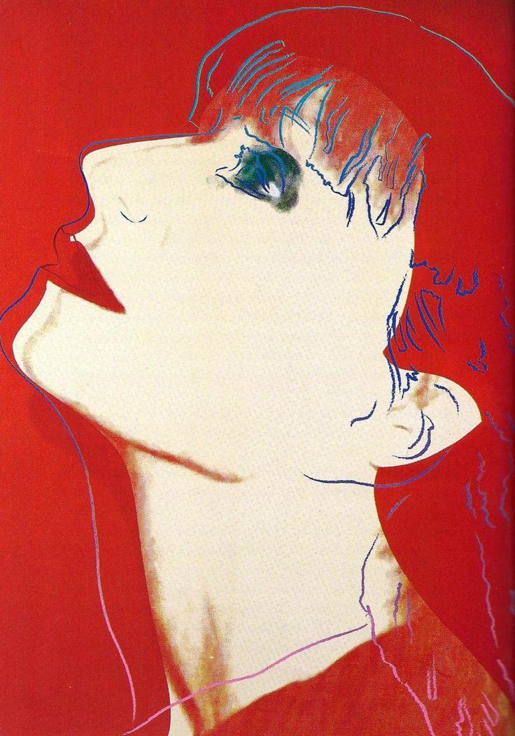 SONIA RYKIEL - ANDY WARHOL - 1986