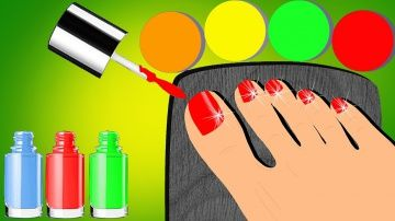 Learn Colors with Surprise Nail Art  Learning Colours to Kids Children Toddlers Baby Videos http://video-kid.com/9215-learn-colors-with-surprise-nail-art-learning-colours-to-kids-children-toddlers-baby-videos.html  Besides learning colors with Surprise Nail Arts, this colour lesson also for kids who learning colors with Surprise Nail Art, seeing how the Nail Art teach us colors. Let's learn colours with Surprise Nail Art also learn colors with, children, kids and toddlers.