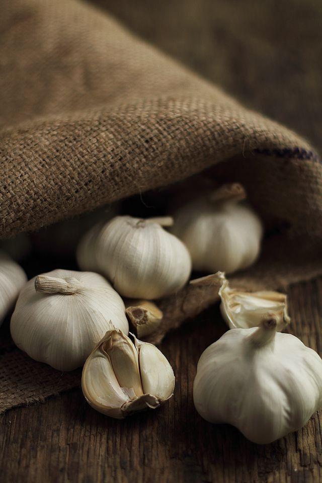 Knoblauch / Garlic + Gewürz / Spice