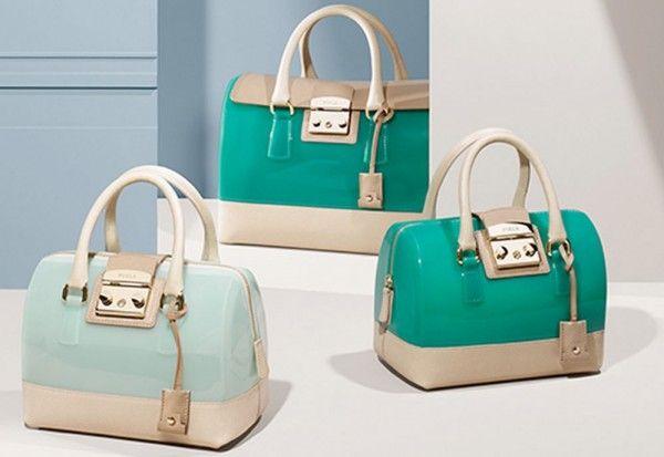 primavera estate 2014 Furla Candy Bag - #bags #green
