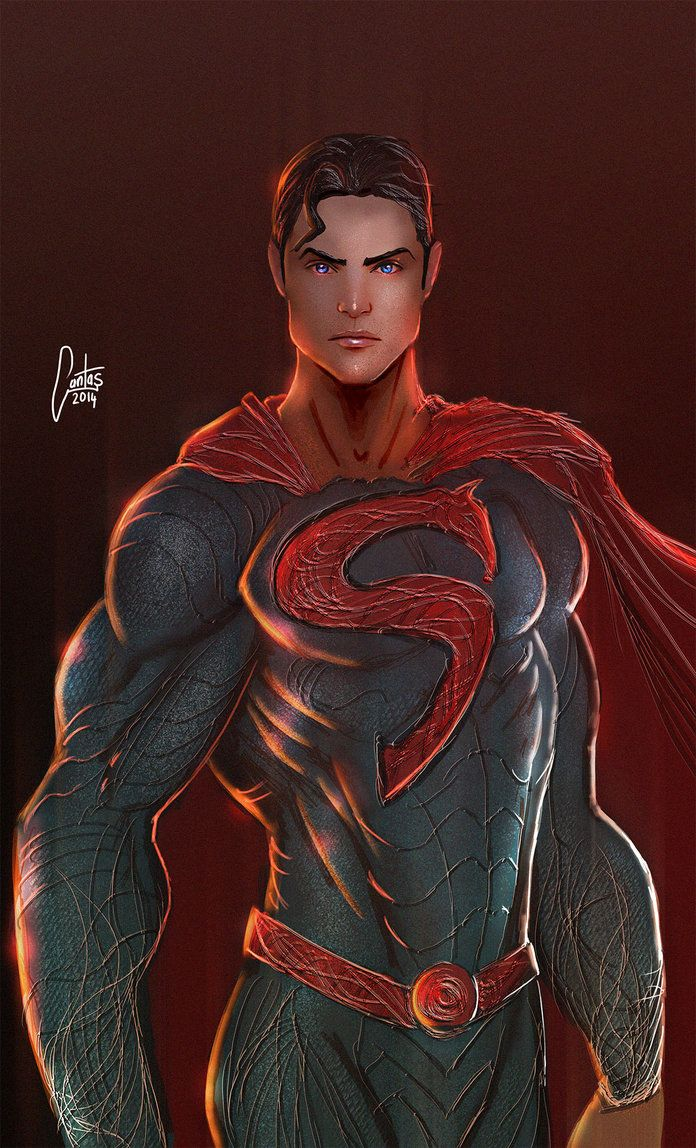 Superman 2014 fanart by cantas78 on deviantART