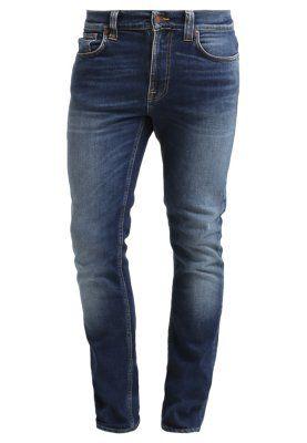 TAPE TED - Slim fit jeans - blue denim