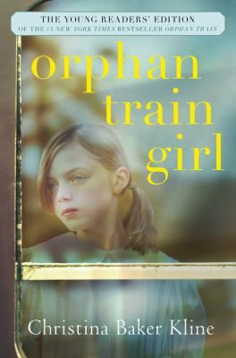 Cover image for Orphan Train Girl