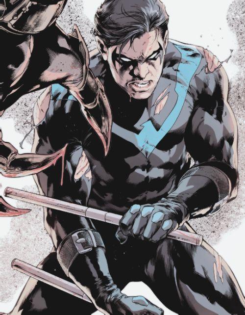 (Nightwing #8, 2016)