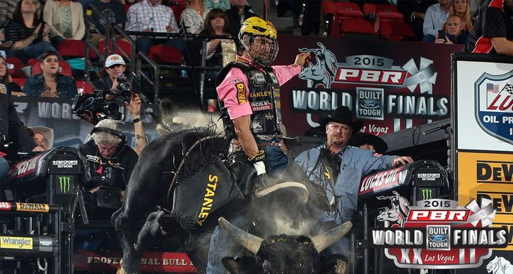 Reigning World Champion Silvano Alves wins Round 3 of the #PBRFINALS. MORE: http://at.PBR.com/bgwdr .