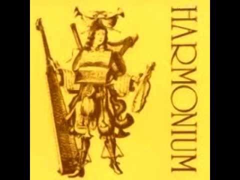 Harmonium - Aujourd'hui, je dis bonjour à la vie