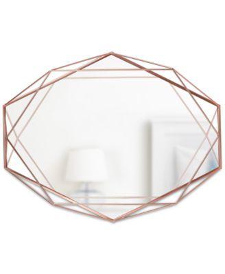 Umbra Prisma Mirror Mirror Sale Metal Mirror And Bedrooms