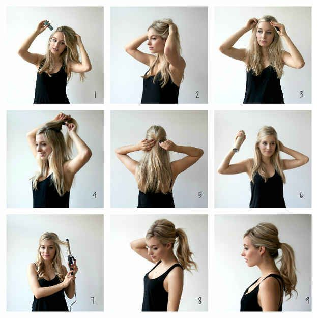 This Is What Happens When Real Women Try Pinterest Hair Tutorials